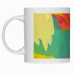 Paint Brush White Mugs by Brittlevirginclothing