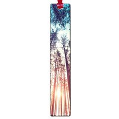 Up View Forest Large Book Marks by Brittlevirginclothing
