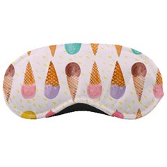 Cute Ice Cream Sleeping Masks by Brittlevirginclothing