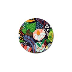 Japanese Inspired Golf Ball Marker (4 Pack) by Brittlevirginclothing