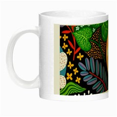 Japanese Inspired Night Luminous Mugs by Brittlevirginclothing