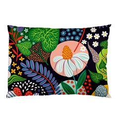 Japanese Inspired Pillow Case (two Sides) by Brittlevirginclothing