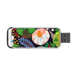 Japanese Inspired Portable Usb Flash (two Sides) by Brittlevirginclothing