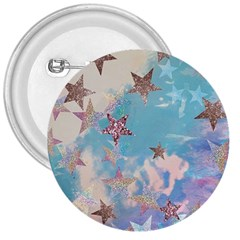 Pastel Stars 3  Buttons by Brittlevirginclothing