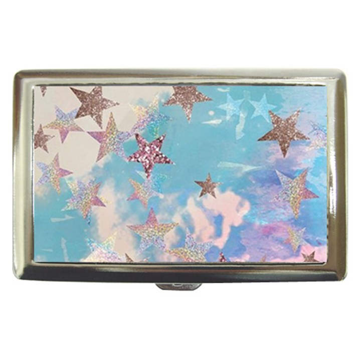Pastel stars Cigarette Money Cases