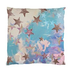 Pastel Stars Standard Cushion Case (one Side) by Brittlevirginclothing