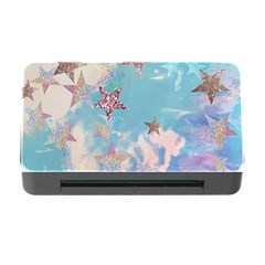 Pastel Stars Memory Card Reader With Cf by Brittlevirginclothing