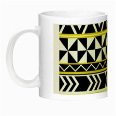 Black Bohemian Night Luminous Mugs by Brittlevirginclothing