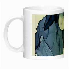 Paint In Water Night Luminous Mugs by Brittlevirginclothing