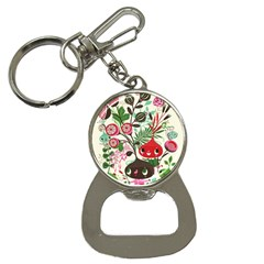 Cute Cartoon Bottle Opener Key Chains by Brittlevirginclothing