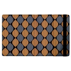 Abstract Seamless Pattern Apple Ipad 3/4 Flip Case by Amaryn4rt