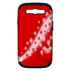 Background Banner Congratulation Samsung Galaxy S Iii Hardshell Case (pc+silicone)