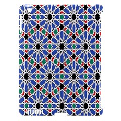 Background Pattern Geometric Apple Ipad 3/4 Hardshell Case (compatible With Smart Cover)