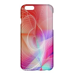 Background Nebulous Fog Rings Apple Iphone 6 Plus/6s Plus Hardshell Case by Amaryn4rt