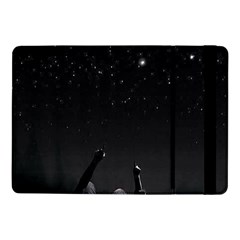 Frontline Midnight View Samsung Galaxy Tab Pro 10 1  Flip Case by FrontlineS