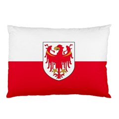 Flag Of South Tyrol Pillow Case by abbeyz71