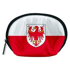 Flag Of South Tyrol Accessory Pouches (medium)