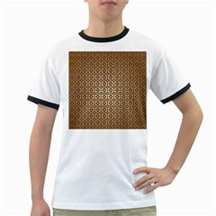 Background Seamless Repetition Ringer T-shirts by Amaryn4rt