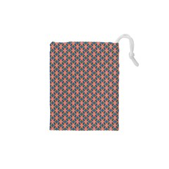 Background Pattern Texture Drawstring Pouches (xs)