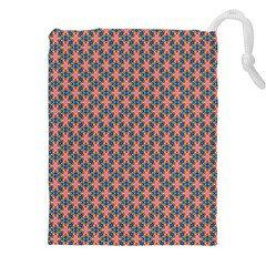 Background Pattern Texture Drawstring Pouches (xxl) by Amaryn4rt