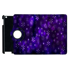 Bokeh Background Texture Stars Apple Ipad 3/4 Flip 360 Case by Amaryn4rt