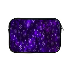 Bokeh Background Texture Stars Apple Ipad Mini Zipper Cases by Amaryn4rt