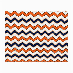 Chevron Party Pattern Stripes Small Glasses Cloth (2 Side)