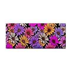 Floral Pattern Cosmetic Storage Cases by Amaryn4rt