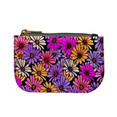 Floral Pattern Mini Coin Purses