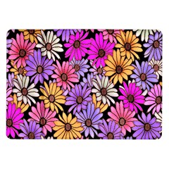 Floral Pattern Samsung Galaxy Tab 10 1  P7500 Flip Case by Amaryn4rt