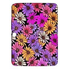 Floral Pattern Samsung Galaxy Tab 3 (10 1 ) P5200 Hardshell Case