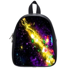 Galaxy Deep Space Space Universe Stars Nebula School Bags (small)