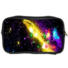 Galaxy Deep Space Space Universe Stars Nebula Toiletries Bags by Amaryn4rt