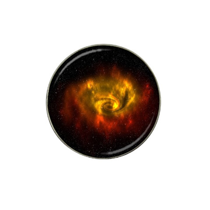 Galaxy Nebula Space Cosmos Universe Fantasy Hat Clip Ball Marker (4 pack)