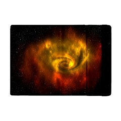 Galaxy Nebula Space Cosmos Universe Fantasy Apple Ipad Mini Flip Case by Amaryn4rt