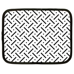 Geometric Pattern Netbook Case (xl)