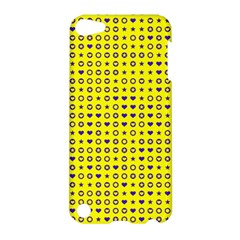 Heart Circle Star Seamless Pattern Apple Ipod Touch 5 Hardshell Case by Amaryn4rt