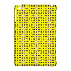 Heart Circle Star Seamless Pattern Apple Ipad Mini Hardshell Case (compatible With Smart Cover) by Amaryn4rt