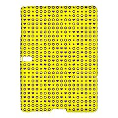 Heart Circle Star Seamless Pattern Samsung Galaxy Tab S (10 5 ) Hardshell Case  by Amaryn4rt