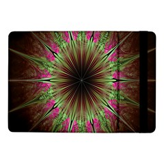 Julian Star Star Fun Green Violet Samsung Galaxy Tab Pro 10 1  Flip Case by Amaryn4rt