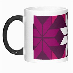 Pattern Background Texture Aztec Morph Mugs by Amaryn4rt