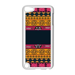 Pattern Ornaments Africa Safari Summer Graphic Apple Ipod Touch 5 Case (white) by Amaryn4rt