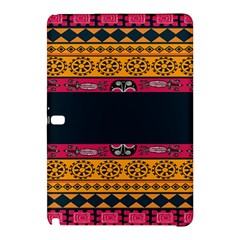 Pattern Ornaments Africa Safari Summer Graphic Samsung Galaxy Tab Pro 12 2 Hardshell Case by Amaryn4rt