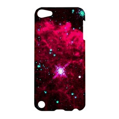 Pistol Star And Nebula Apple Ipod Touch 5 Hardshell Case by Amaryn4rt