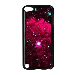 Pistol Star And Nebula Apple Ipod Touch 5 Case (black) by Amaryn4rt