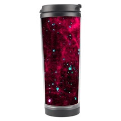 Pistol Star And Nebula Travel Tumbler by Amaryn4rt