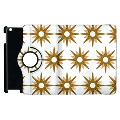 Seamless Repeating Tiling Tileable Apple Ipad 3/4 Flip 360 Case by Amaryn4rt