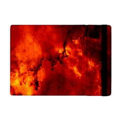 Star Clusters Rosette Nebula Star Apple Ipad Mini Flip Case by Amaryn4rt