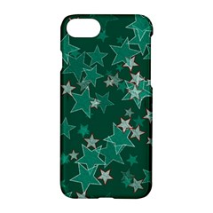 Star Seamless Tile Background Abstract Apple Iphone 7 Hardshell Case by Amaryn4rt
