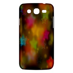 Star Background Texture Pattern Samsung Galaxy Mega 5 8 I9152 Hardshell Case  by Amaryn4rt